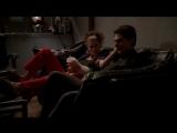 (Клан Сопрано S04E02_10) Крис расстроен и наезжает на Петси