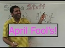 April Fool's Teacher students pull off the ultimate prank