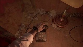 Проклятый старый дом. (Resident Evil 7) №1