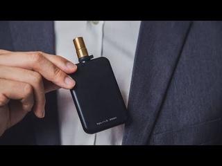 Spirit2020 ultra slim 304 stainless steel perfume sanitizer bottle