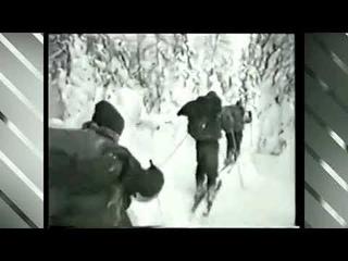 """Перевал Дятлова фильм """"Ветер,скалы и снег"""" 1970 год с комментариями автора"""
