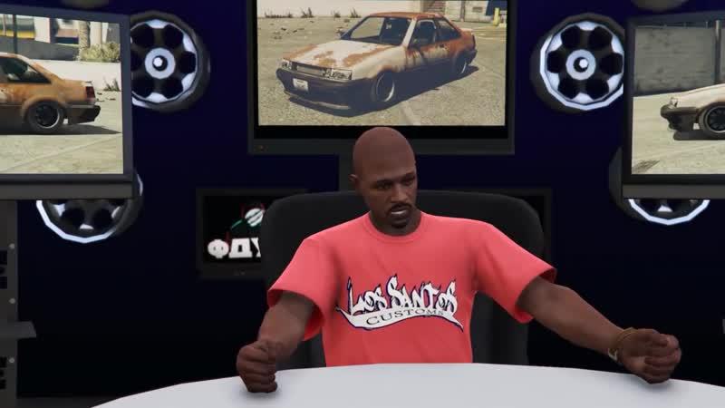 Ласталай ТАЧКА НА ПРОКАЧКУ КРАСИВЫЙ ФУТО GTA 5 Online пародия 27