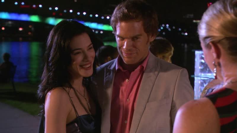 Декстер и Лайла хищная страсть Dexter Lila predatory passion Lana Del Rey Young And Beautiful