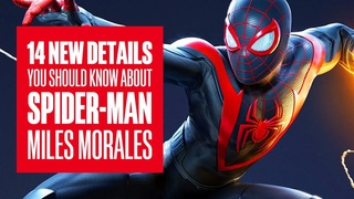 14 New Details You Should Know About Spider-Man Miles Morales: Spider-Man Miles Morales PS5 Gameplay