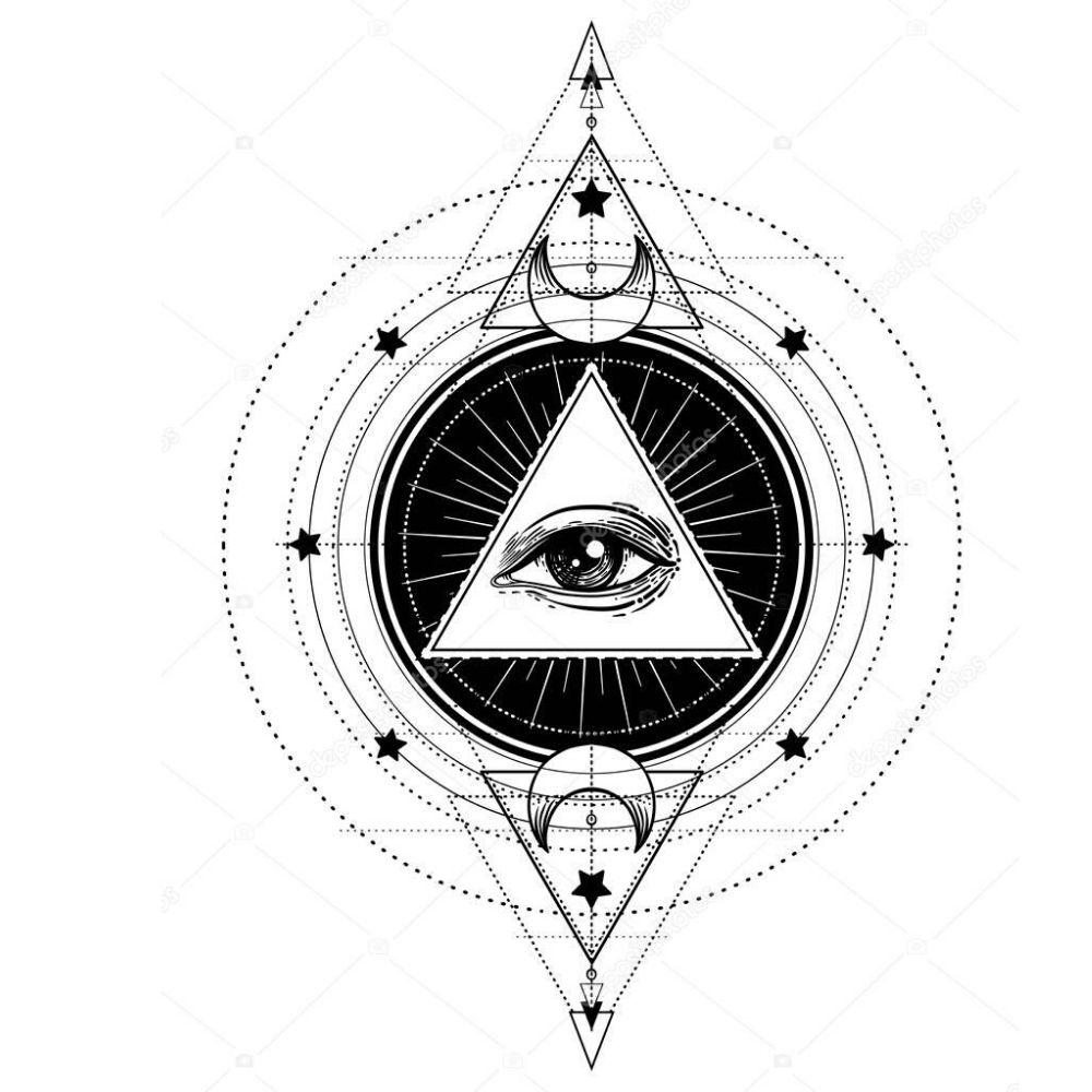 всевидящее око символ