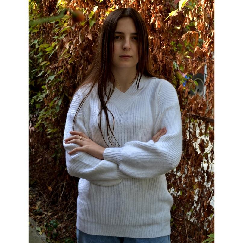 Уютный теплый свитер от KarSaNy Store