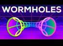 Ломая пространственно-временной континуум. Кротовые норы | Wormholes Explained | Kurzgesagt – In a Nutshell | Rus/Eng sub.