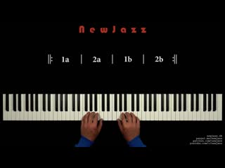 left hand chords  ★  dominant 7  ★  II  V  ★  progression s