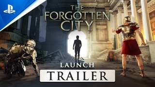 The Forgotten City - Launch Trailer   PS5, PS4