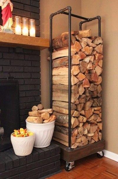 Подставки для дров