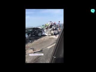ДТП на Президентском мосту в Ульяновске: двое погибших, в том числе ребёнок