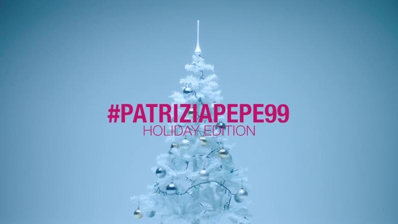Patrizia Pepe 99 Holiday Edition