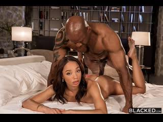 [Blacked] Alexis Tae - Temptress In Law [2020, Teen, Ebony, Interracial, Creampie, Hardcore, Blowjob, All Sex, 1080p HD]