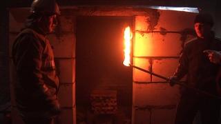 граната для пожаротушения SAT 119 спасатель 01.