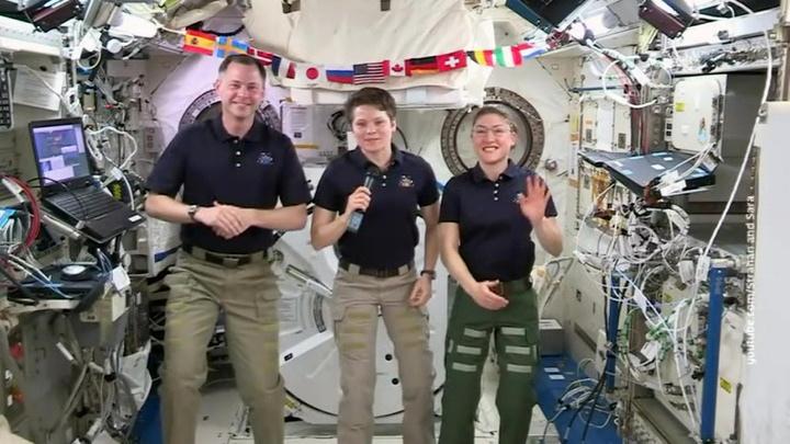 Вести Ru Американскую астронавтку подозревают в совершении преступления на МКС