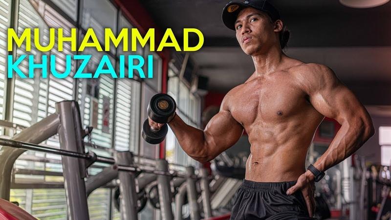 Muhammad Khuzairi Rhyno Gym Bandar Seri Putra Bangi