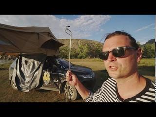 Каждая палатка на крышу автомобиля должна быть такой! Рассказываю подробно.
