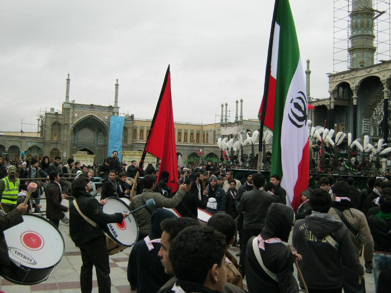 дни памяти Али Хуссейна