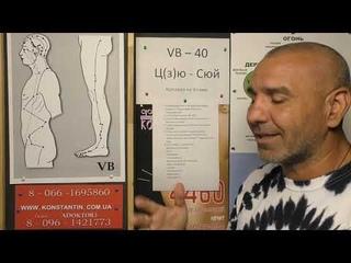Универсальность Точки Цзю - Сюй VB40.