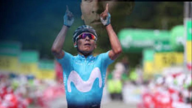 Tour de Suiza 2018 Nairo Quintana gana la séptima