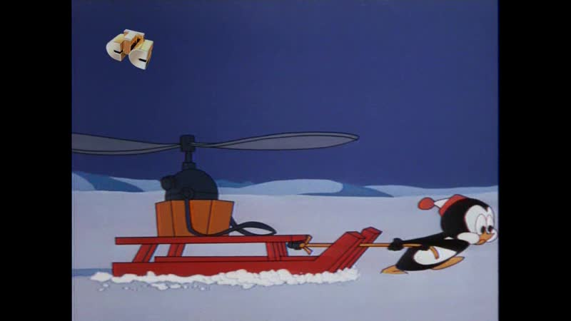 Chilly Willy 031 Fractured Friendship SATRip Rus