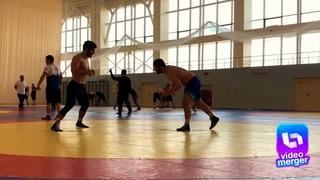 Абдулрашид Садулаев против Даурен Куруглиев | СХВАТКА на СБОРАХ в КИСЛОВОДСКЕ 2020