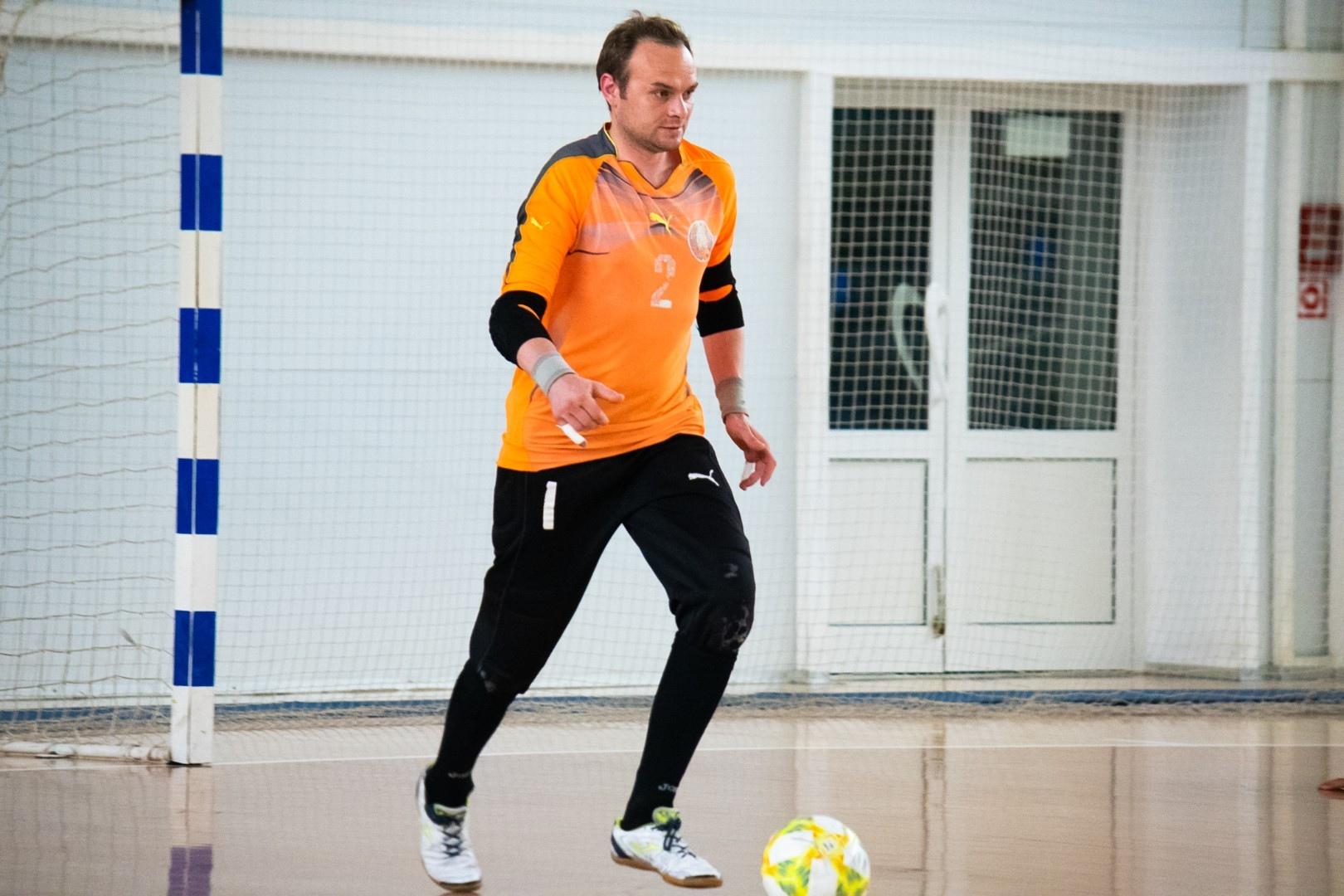 Андрей Свечко — Лучший вратарь Второго Дивизиона.