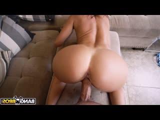 Alexis Fawx - Stepmom Fucks Step Son Like a Porn Star
