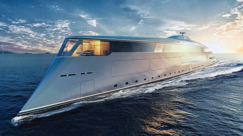 5 Most Beautiful Luxury Concept Yacht | WATCH NOW !