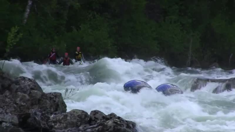 Река Казыр киль К 2