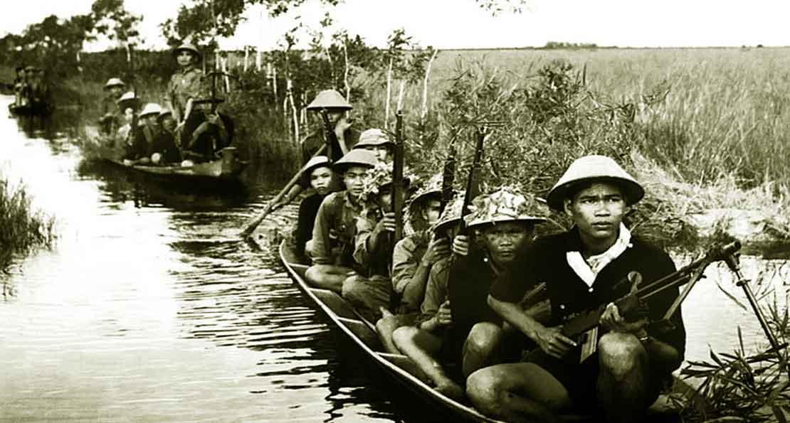 партизаны Вьетнама