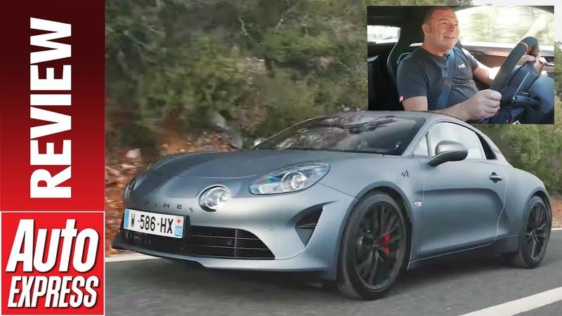 New 2020 Alpine A110S review the Porsche Cayman's worst nightmare