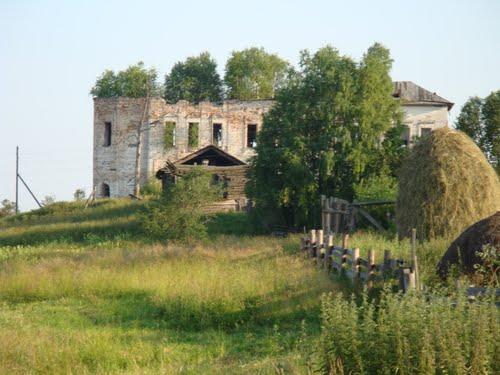 Фото село демьяново вологодская область
