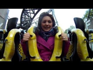 The Smiler - Entire Circuit Video