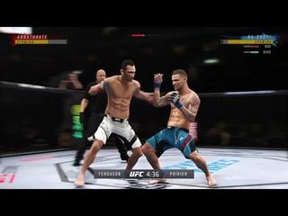 REAL FIGHTERS CHAMPIONS #5 - DUSTIN POIRIER VS TONY FERGUSON