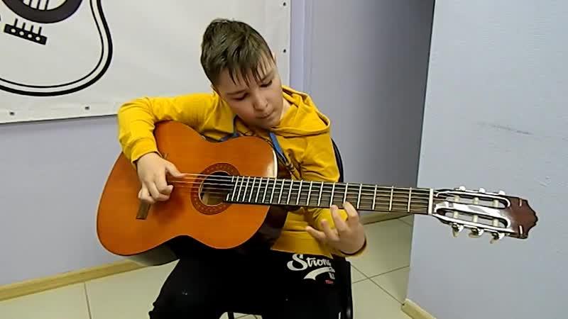 Цыганочка исполняет Батрак Иван