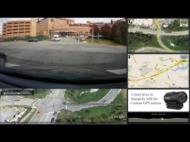 Contour GPS * www.my-videoregistrator.ru