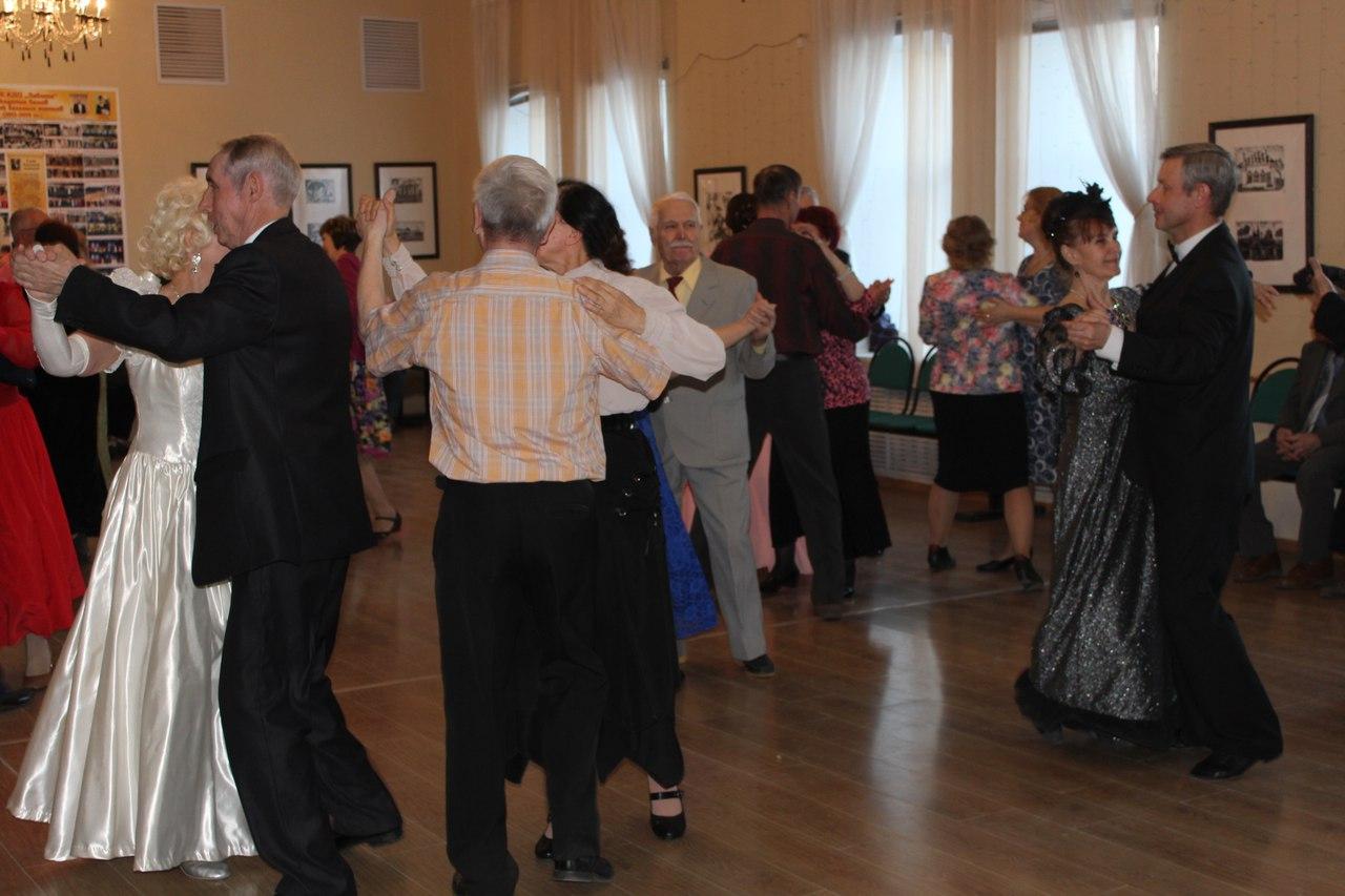 Танцевальный сезон открывается в центре «Забота» в Вологде