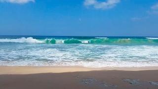Ocean sound, 6 hours of Deep Sleep - Relaxing sounds of Waves, Beach Sounds