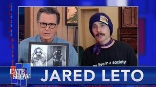 """Jared Leto On Playing The Joker A Second Time In Zack Snyder's """"Justice League"""""""