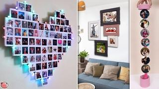 10 DIY Ways to Make Unique Crafty Photo Frames !!!