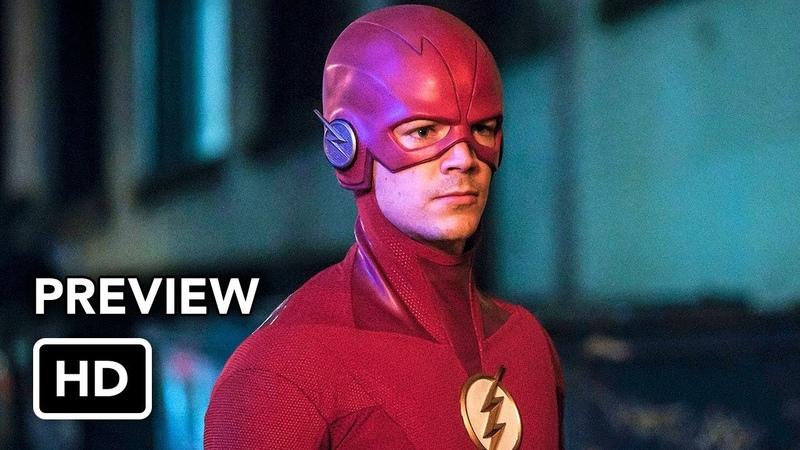 The Flash 5x16 Inside Failure is an Orphan HD Season 5 Episode 16 Inside