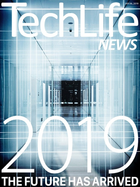 2019-01-06 Techlife News