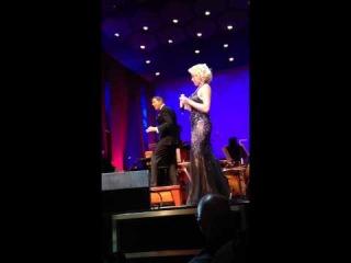 Megan Hilty Encore Houston 11/17/13