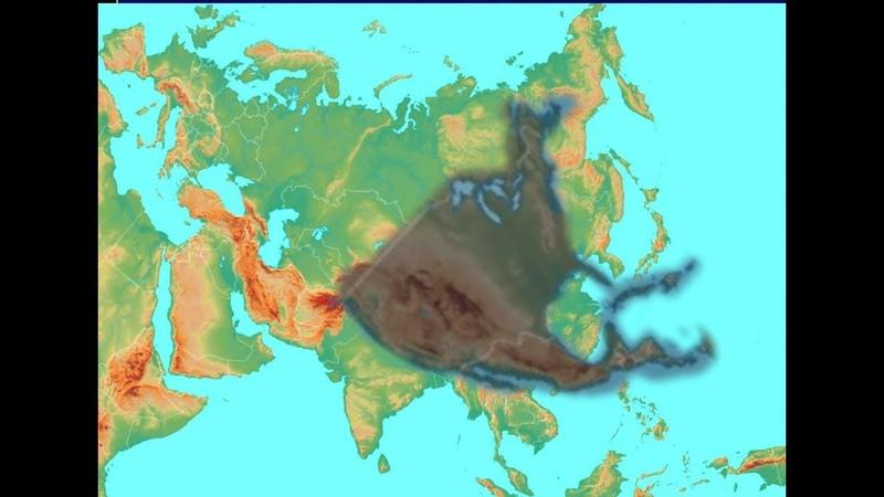 Континент северная Америка,находится в Монголии.