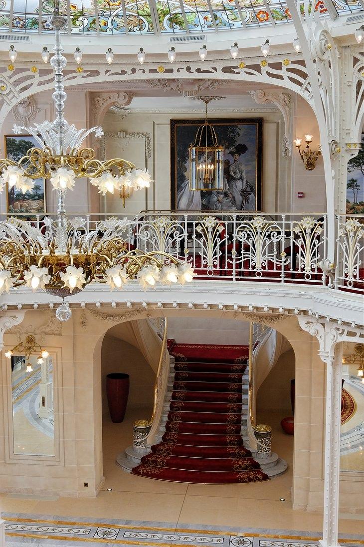Лучшие отели мира от Soul Travel The Hotel Hermitage (Монако), изображение №2