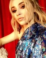 Sabrina Carpenter on Instagram thank u for the incredibly kind words on #almostlove and welcoming dis song w open arms and booty pops. I love ya...