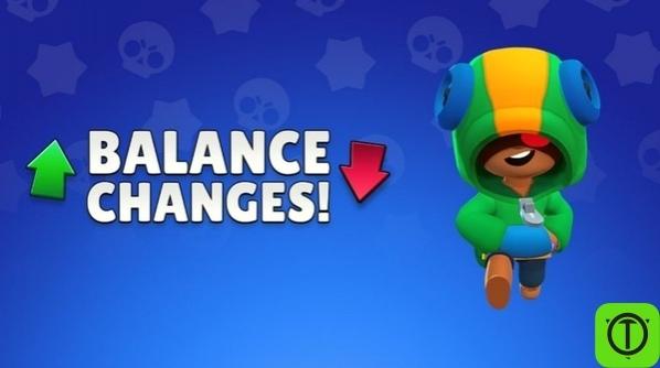 В Brawl Stars тех перерыв, изменение баланса ->