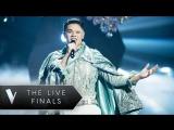 Sheldon Riley - Scars To Your Beautiful (The Voice Australia 2018)