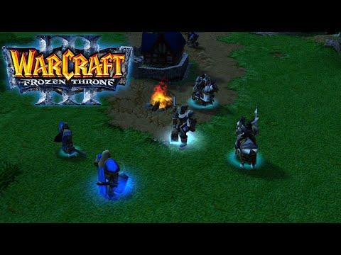 СУДЬБА ЛОРДЕРОНА КЛАН ЧЁРНОГО КАМНЯ ЭКСКЛЮЗИВ Warcraft 3 3